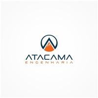 ATACAMA ENGENHARIA, Logo e Identidade, Construção & Engenharia