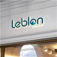Leblon Chinelos, Logo e Identidade, Viagens & Lazer