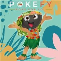Pokefy (Poke for You) , Construçao de Marca, Alimentos & Bebidas
