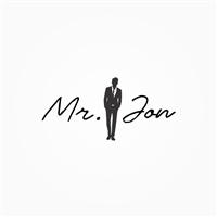 Mr. Jon, Logo e Identidade, Beleza