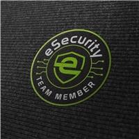 eSecurity, Logo e Identidade, Tecnologia & Ciencias