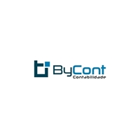 ByCont Contabilidade ou ByCont Inteligência Contábil, Logo e Identidade, Contabilidade & Finanças