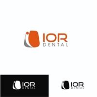 IOR Dental, Logo e Identidade, Saúde & Nutrição