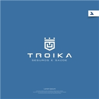 TROIKA, Logo e Identidade, Consultoria de Negócios