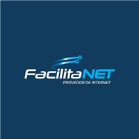 FACILITANET, Logo e Identidade, Computador & Internet