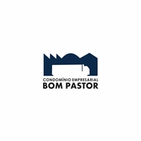 Condomínio Empresarial Bom Pastor, Logo e Identidade, Imóveis