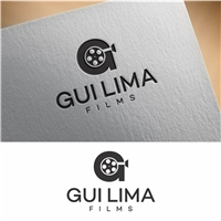 GuiLimaFilms, Logo e Identidade, Marketing & Comunicação