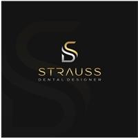 Strauss Dental Designer., Logo e Identidade, Odonto