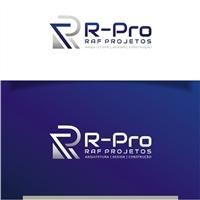 RAF PROJETOS - (R-Pro), Logo e Identidade, Arquitetura
