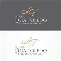 Clínica Lígia Toledo, Logo e Identidade, Saúde & Nutrição