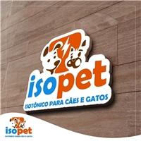 Isopet, Logo e Identidade, Pets