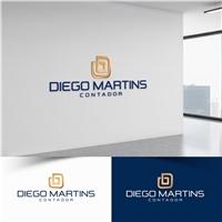Diego Martins, Logo e Identidade, Contabilidade & Finanças