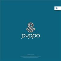 Puppo, Logo e Identidade, Computador & Internet