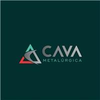 CAVA, Logo e Identidade, Metal & Energia