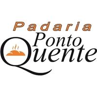 PADARIA PONTO QUENTE , Logo e Identidade, Alimentos & Bebidas