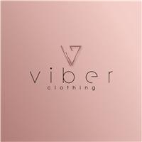 VIBER Clothing, Logo e Identidade, Roupas, Jóias & acessórios