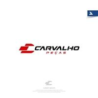 CARVALHO PECAS, Logo e Identidade, Automotivo