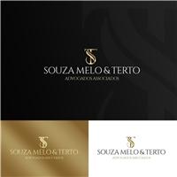 Souza Melo & Terto Advogados Associados, Logo e Identidade, Advocacia e Direito