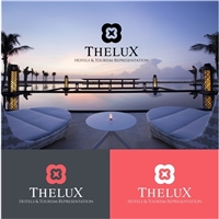 THELUX Collection  Luxury Hotels & Tourism Representation | Consultancy | Communication, Logo e Identidade, Viagens & Lazer