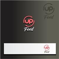 Up Food, Logo e Identidade, Tecnologia & Ciencias