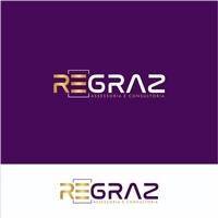 REGRAZ Assessoria e Consultoria, Logo e Identidade, Advocacia e Direito