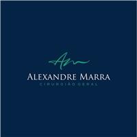 Logo pessoal para fins profissionais. Alexandre Marra, Logo e Identidade, Saúde & Nutrição