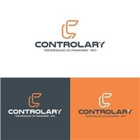 Controlary - Terceirização do Financeiro - BPO, Logo e Identidade, Contabilidade & Finanças