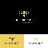 Bourdonner, Logo e Identidade, Roupas, Jóias & acessórios