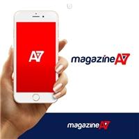 Magazine A7, Logo e Identidade, Outros