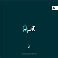 Quit, Logo e Identidade, Contabilidade & Finanças