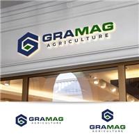 GRAMAG - Representação Comercial de Máquinas e Implementos Agrícolas, Logo e Identidade, Consultoria de Negócios