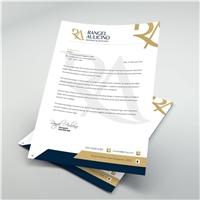 Rangel Aulicino Sociedade de Advogados, Logo e Identidade, Advocacia e Direito