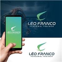 Léo Franco - Personal Trainer , Logo e Identidade, Esportes