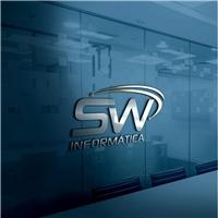 SW INFORMATICA , Logo e Identidade, Tecnologia & Ciencias