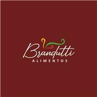 BRANDUTTI ALIMENTOS, Logo e Identidade, Alimentos & Bebidas