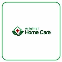 Original Home Care, Logo e Identidade, Saúde & Nutrição