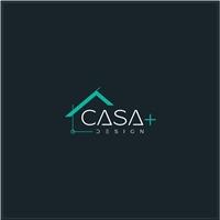 CASA+ Design, Logo e Identidade, Arquitetura