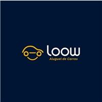 LOOW - Junção de LOW (Baixo Custo) WOW (Uau - Demais), Logo e Identidade, Outros