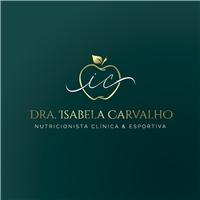 Dra. Isabela Carvalho, Logo e Identidade, Saúde & Nutrição