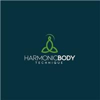 HarmonicBody Technique, Logo e Identidade, Saúde & Nutrição