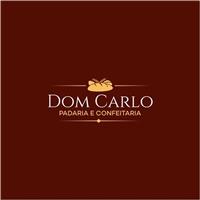 Dom Carlo Padaria e Confeitaria Ltda, Logo e Identidade, Alimentos & Bebidas