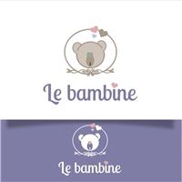 Le bambine, Logo e Identidade, Roupas, Jóias & acessórios