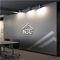 N3G Interiores , Logo e Identidade, Decoração & Mobília