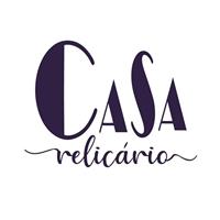 CASA RELICÁRIO, Logo e Identidade, Decoração & Mobília