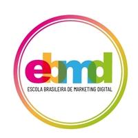 EBMD - Escola Brasileira de Marketing Digital, Logo e Identidade, Educação & Cursos