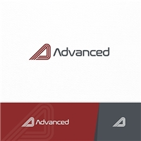 Advanced, Logo e Identidade, Tecnologia & Ciencias