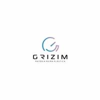 GRIZIM, Logo e Identidade, Construção & Engenharia