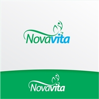 Novavita, Logo e Identidade, Saúde & Nutrição