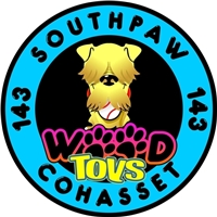 Southpaw wood toys, Logo e Identidade, Crianças & Infantil