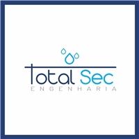 TOTALSEC ENGENHARIA , Logo e Identidade, Construção & Engenharia